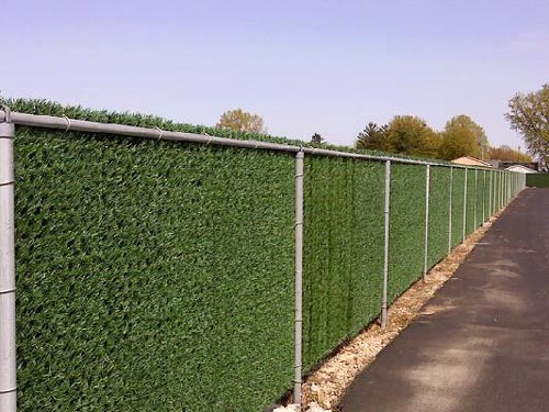 bedford fence residential chainlink fence
